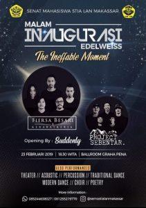 Malam Inaugurasi @ Ballroom Fajar Graha Pena